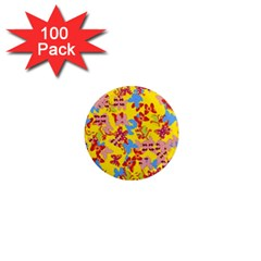 Butterflies  1  Mini Magnets (100 pack)