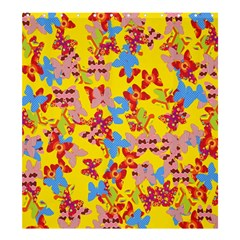 Butterflies  Shower Curtain 66  x 72  (Large)