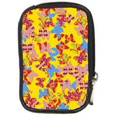 Butterflies  Compact Camera Cases