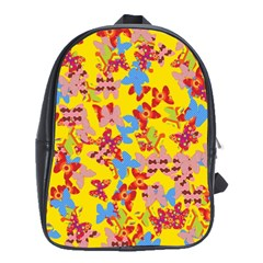 Butterflies  School Bags(Large)