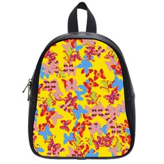Butterflies  School Bags (Small)