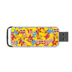 Butterflies  Portable USB Flash (One Side)