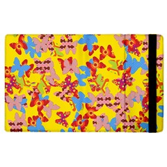 Butterflies  Apple iPad 3/4 Flip Case