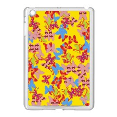 Butterflies  Apple iPad Mini Case (White)