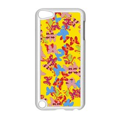 Butterflies  Apple iPod Touch 5 Case (White)