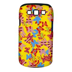 Butterflies  Samsung Galaxy S III Classic Hardshell Case (PC+Silicone)