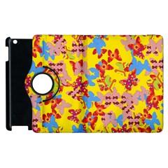 Butterflies  Apple iPad 2 Flip 360 Case