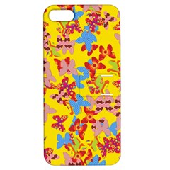 Butterflies  Apple iPhone 5 Hardshell Case with Stand