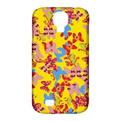 Butterflies  Samsung Galaxy S4 Classic Hardshell Case (PC+Silicone)
