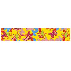 Butterflies  Flano Scarf (Large)