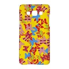 Butterflies  Samsung Galaxy A5 Hardshell Case