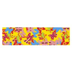 Butterflies  Satin Scarf (Oblong)