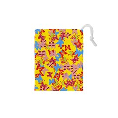 Butterflies  Drawstring Pouches (XS)