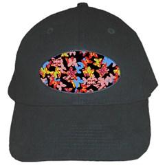 Butterflies Black Cap