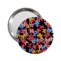 Butterflies 2.25  Handbag Mirrors