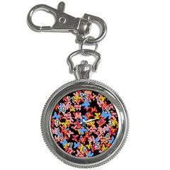 Butterflies Key Chain Watches