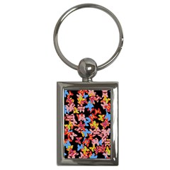 Butterflies Key Chains (Rectangle)