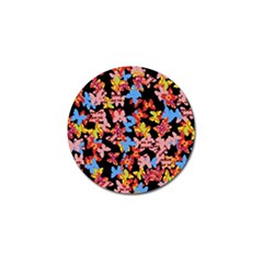 Butterflies Golf Ball Marker (10 pack)