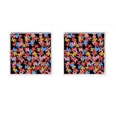 Butterflies Cufflinks (Square)