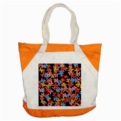 Butterflies Accent Tote Bag