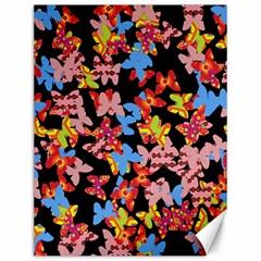 Butterflies Canvas 12  x 16