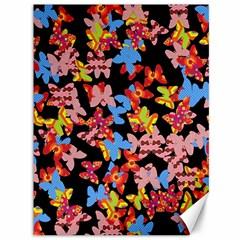 Butterflies Canvas 36  x 48