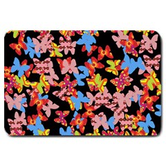 Butterflies Large Doormat