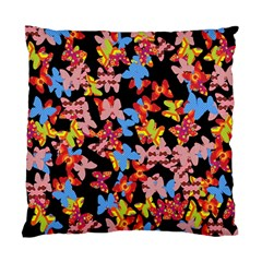Butterflies Standard Cushion Case (One Side)