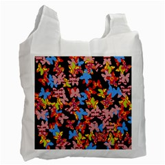 Butterflies Recycle Bag (Two Side)