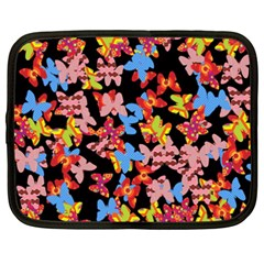 Butterflies Netbook Case (XXL)