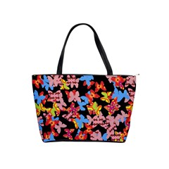 Butterflies Shoulder Handbags