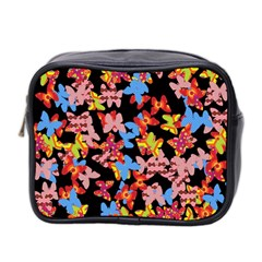 Butterflies Mini Toiletries Bag 2-Side