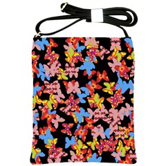 Butterflies Shoulder Sling Bags