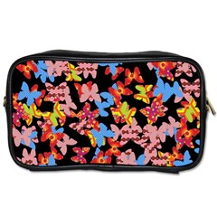 Butterflies Toiletries Bags 2-Side