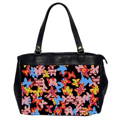Butterflies Office Handbags (2 Sides)