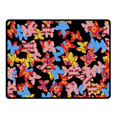 Butterflies Fleece Blanket (Small)