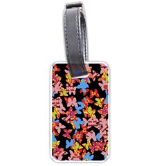 Butterflies Luggage Tags (Two Sides)