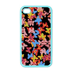 Butterflies Apple iPhone 4 Case (Color)
