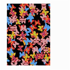 Butterflies Large Garden Flag (Two Sides)