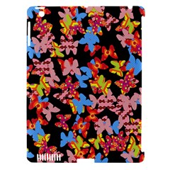 Butterflies Apple iPad 3/4 Hardshell Case (Compatible with Smart Cover)