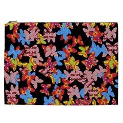 Butterflies Cosmetic Bag (XXL)