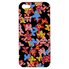 Butterflies Apple iPhone 5 Hardshell Case