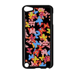 Butterflies Apple iPod Touch 5 Case (Black)