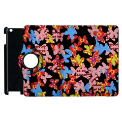 Butterflies Apple iPad 2 Flip 360 Case