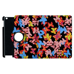 Butterflies Apple iPad 3/4 Flip 360 Case
