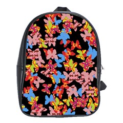 Butterflies School Bags (XL)