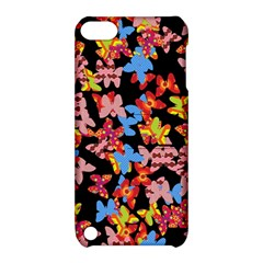 Butterflies Apple iPod Touch 5 Hardshell Case with Stand