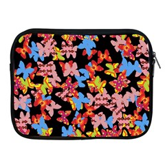 Butterflies Apple iPad 2/3/4 Zipper Cases