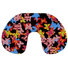 Butterflies Travel Neck Pillows