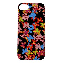 Butterflies Apple iPhone 5S/ SE Hardshell Case